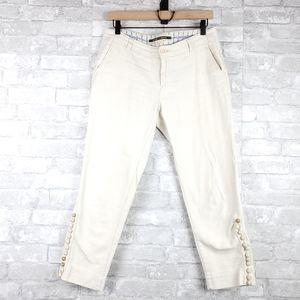 3/$25 Anthro Daughters of Liberation crop pant | 4